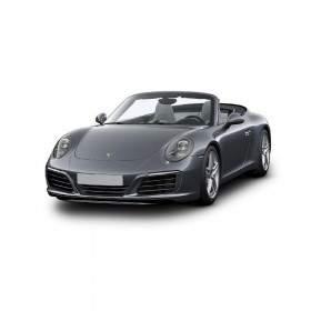 Mobil Porsche 911 Carrera 4 Cabriolet Black Edition PDK