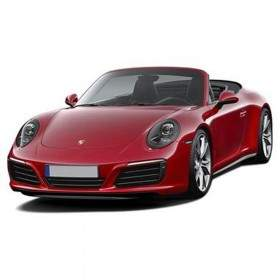 Mobil Porsche 911 Carrera 4 Cabriolet Manual