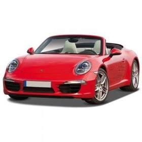Mobil Porsche 911 Carrera 4 Cabriolet PDK