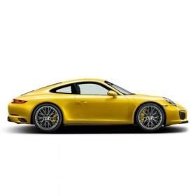Mobil Porsche 911 Carrera 4S Manual
