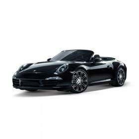Mobil Porsche 911 Carrera Black Edition Manual