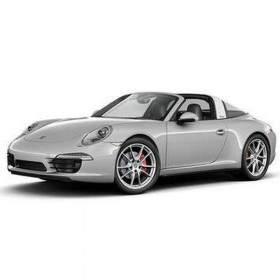 Mobil Porsche 911 Targa 4S Manual