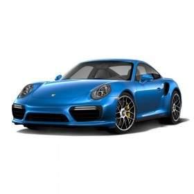 Mobil Porsche 911 Turbo PDK