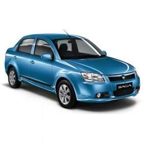 Mobil Proton Saga FLX A / T