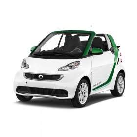 Mobil Smart Fortwo Electric Drive Cabrio (Electric)