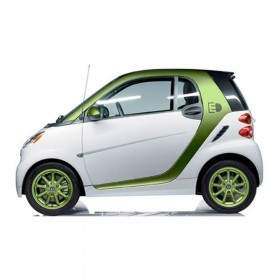Mobil Smart Fortwo Electric Drive Coupe (Electric)