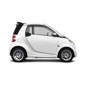 Mobil Smart Fortwo Passion Cabrio