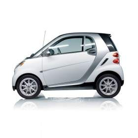 Mobil Smart Fortwo Passion Coupe