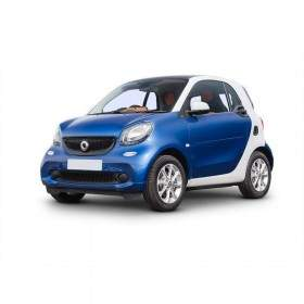 Mobil Smart Fortwo Passion Coupe Turbo