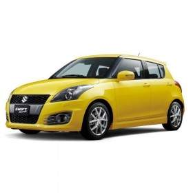 Mobil Suzuki Swift Sport MT