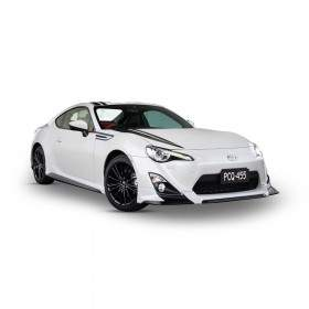 Mobil Toyota 86 TRD A / T