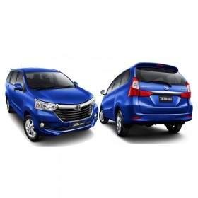 Mobil Toyota Avanza Veloz 1.5 M / T