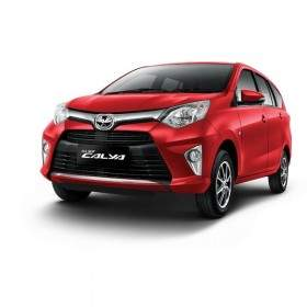 Mobil Toyota Calya E AT