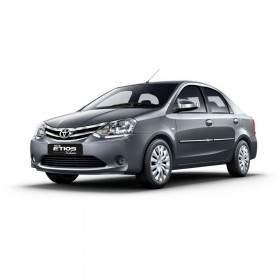Mobil Toyota Etios valco E MT