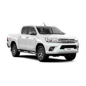 Mobil Toyota Hilux 2.5 Extra Cabin E M / T