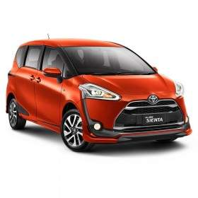 Mobil Toyota Sienta Q CVT
