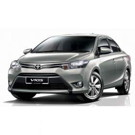 Mobil Toyota Vios TRD Sportivo AT