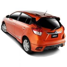 Mobil Toyota Yaris 1.5 E M / T