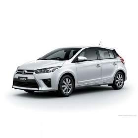 Mobil Toyota Yaris 1.5 G M / T