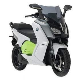 Sepeda Motor BMW C Evolution Standard (Electric)