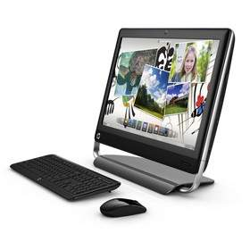 HP TouchSmart 520-1151D