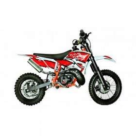 Sepeda Motor Gazgas GX 50 Standard