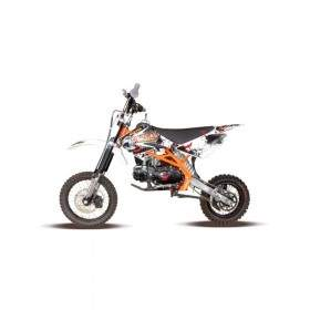 Sepeda Motor Gazgas Raptor 125 Pro Series Standard