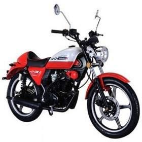 Sepeda Motor Happy CS 200 Standard