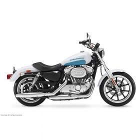 Sepeda Motor Harley Davidson SportSter Super Low