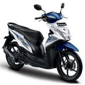 Honda Beat eSP CBS ISS