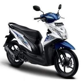 Sepeda Motor Honda Beat eSP CW