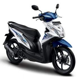 Honda Beat Pop eSP CBS ISS