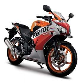 Honda CBR 250R ABS Repsol
