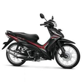 Sepeda Motor Honda Revo FI SW