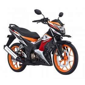 Sepeda Motor Honda Sonic Repsol Special Edition