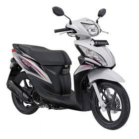 Sepeda Motor Honda Spacy Helm in PGM-FI Standard