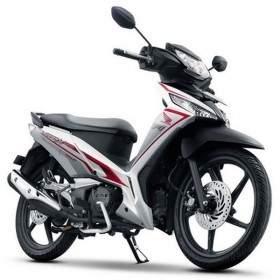 Sepeda Motor Honda Supra X 125 FI CW