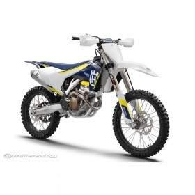 Sepeda Motor Husqvarna Moto Cross FC 250 Standard