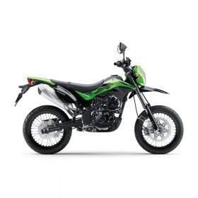 Sepeda Motor Kawasaki D-Tracker Standard