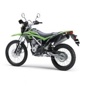 Sepeda Motor Kawasaki KLX 150 BF