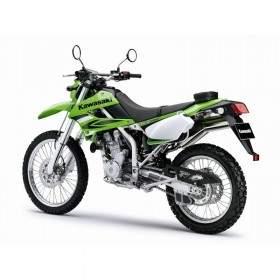 Sepeda Motor Kawasaki KLX 250 Standard
