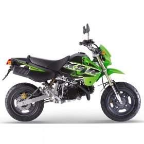 Sepeda Motor Kawasaki KSR 110