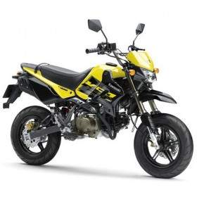 Sepeda Motor Kawasaki KSR PRO
