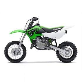 Sepeda Motor Kawasaki KX 65