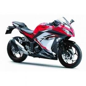 Sepeda Motor Kawasaki Ninja 250 ABS