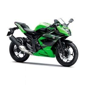 Sepeda Motor Kawasaki Ninja R Special edition