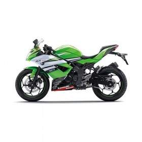 Sepeda Motor Kawasaki Ninja RR Mono KRT Beet Performance