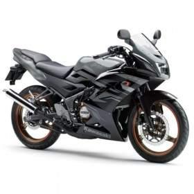 Sepeda Motor Kawasaki Ninja RR Standard