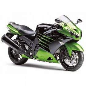 Sepeda Motor Kawasaki Ninja ZX-14R Ohlins