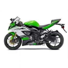 Sepeda Motor Kawasaki Ninja ZX-6R 636 SE